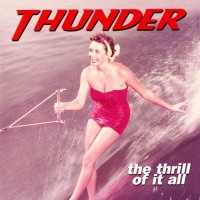 Purchase Thunder - The Thrill Of It All