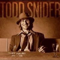 Purchase Todd Snider - That Was Me