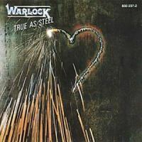 Purchase Warlock - True as Steel