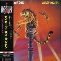 Purchase Tygers of Pan Tang - Crazy Nights