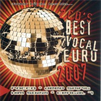 Purchase VA - Best Vocal Euro 2007 CD1