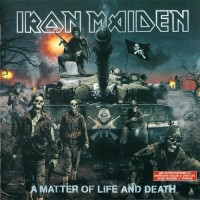 Purchase Iron Maiden - A Matter of Life and Death