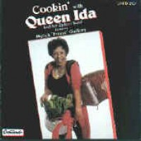 Purchase Queen Ida and Her Zydeco Band - Cookin' With Queen Ida