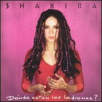 Purchase Shakira - Donde estan los ladrones