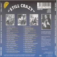 Purchase Crazy Cavan - Crazy Cavan 'N' The Rhythm Rockers - Still Crazy