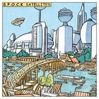 Purchase S.P.O.C.K - Satellites CDM