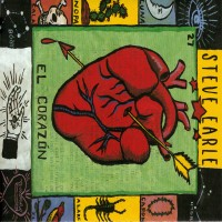 Purchase Steve Earle - El Corazon
