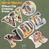 Purchase Stevie Wonder - Where I'm Coming From