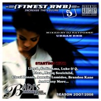 Purchase VA - -={FINEST RNB.5}=-[URBAN RNB] - DJ RAYPONSE