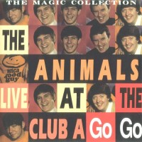 Purchase Animals - Live At The Club A Go Go
