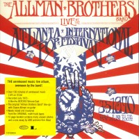 Purchase The Allman Brothers Band - Live at the Atlanta International Pop Festival -  CD1