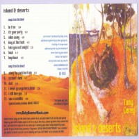 Purchase Tony Carey - Island and Deserts