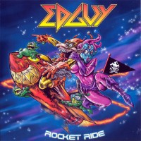 Purchase Edguy - Rocket Ride