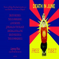 Purchase Death In June - Free Tibet