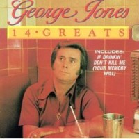 Purchase George Jones - 14 Greats