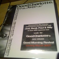 Purchase Good Charlotte - Fast Future Generation (DVD)