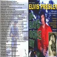 Purchase Elvis Presley - Elvis Presley - In Days Gone By
