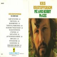 Purchase Kris Kristofferson - Me & Bobby Mcgee