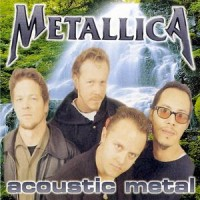 Purchase Metallica - Acoustic Metal