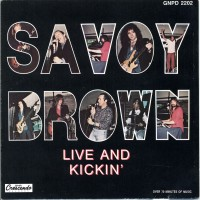 Purchase Savoy Brown - Live And Kickin'