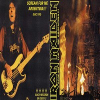 Purchase Iron Maiden - SCREAM FOR ME ARGENTINA CD2