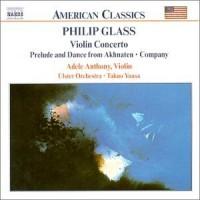 Purchase Phiilip Glass - The Violin Concerto - Company