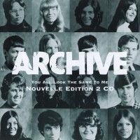 Purchase Archive - You All Look The Same To Me CD 1