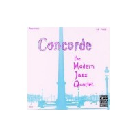 Purchase The Modern Jazz Quartet - The Comedy / Concorde  (The two great albums)