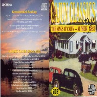 Purchase VA - The Kings Of Cajun - Cajun Classics