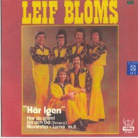 Purchase Leif Bloms - Här igen