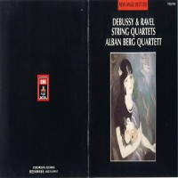Purchase Alban Berg Quartett - Debussy and Ravel String Quartets