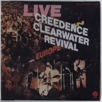 Purchase Creedence Clearwater Revival - Live in Europe (Vinyl)