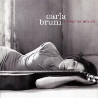 Purchase Carla Bruni - Quelqu'un m'a dit