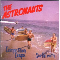 Purchase Astronauts - astronauts - surfin' with- competition coupe#