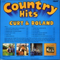 Purchase Curt & Roland - Country Hits