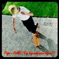 Purchase Page - Hallå (Var Tog Månbasen Vägen)