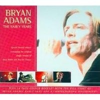 Purchase Bryan Adams - The Early Years