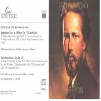 Purchase Piótr Ilyich Tchaikovski - Grandes Compositores - Tchaikovsky 01 - Disc B