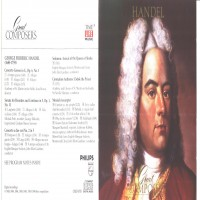 Purchase George Frideric Haendel - Grandes Compositores - Haendel 01 - Disc B
