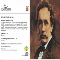 Purchase Richard Strauss - Grandes Compositores - Strauss 01 - Disc A