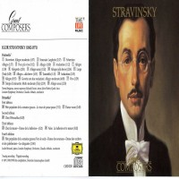 Purchase Igor Stravinsky - Stravinsky: Great Composers - Disc B
