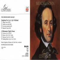 Purchase Felix Mendelssohn - Grandes Compositores - Mendelssohn 01 - Disc A