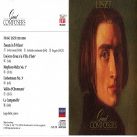 Purchase Franz Liszt - Grandes Compositores - Liszt 01- Disc B