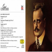 Purchase Jean Sibelius - Sibelius: Great Composers - Disc B