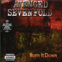 Purchase Avenged Sevenfold - Burn It Dow n