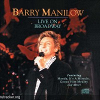 Purchase Barry Manilow - Live On Broadway