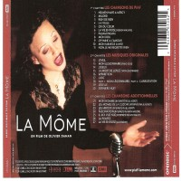 Purchase Edith Piaf - La Môme (Musique du film 2007