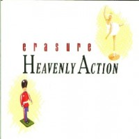 Purchase Erasure - Heavenly Action CDM