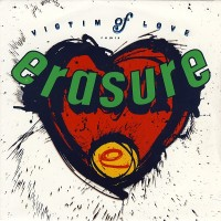 Purchase Erasure - Victim Of Love CDM