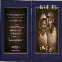 Purchase Leon & Eric Bibb - A Family Affair